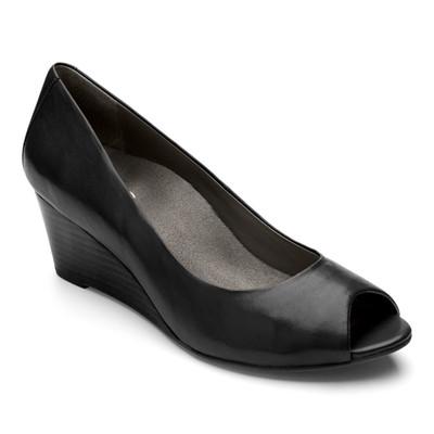 Vionic Women's Bria Wedge Black