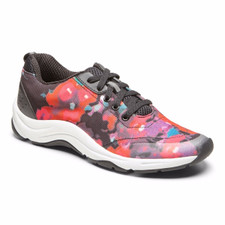 Vionic Women's Tourney Black Floral