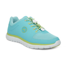 Anodyne Women's No 23 Sports Jogger Teal/Lime