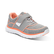 Anodyne Women's No 45 Sport Jogger Grey/Orange