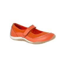 Orthaheel Women's Lia Mary Jane Burnt Orange
