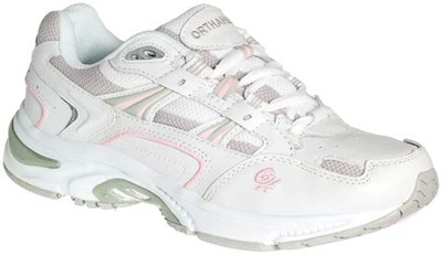 Orthaheel Women's X-Trainer White/Pink