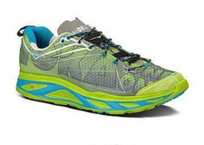 Hoka Men's Huaka Lime/Anthracite/Cyan