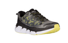 Hoka Men's Infinite Grey/Citrus