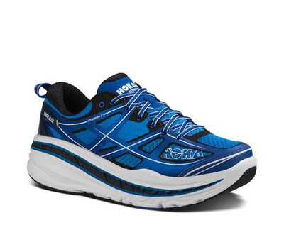 Hoka Men's Stinson 3 True Blue/White