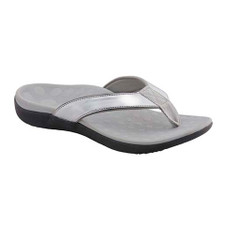 Orthaheel Women's Sonoma II Thongs Silver