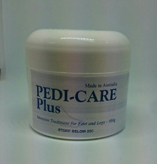 Pedi-Care Plus 100gm