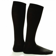 Dr Comfort Mens Dress Socks Black