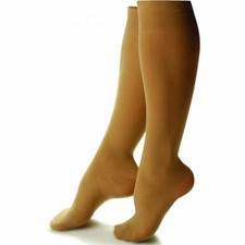 Dr. Comfort Sheer Comfort Hosiery Nude