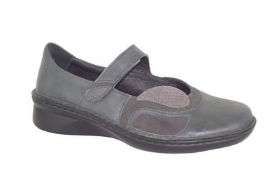 Naot Women's Conga Tin Grey Combo