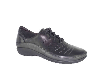 Naot Women's Kumara Black Metallic Combo