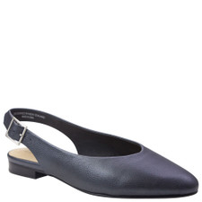 Ziera Lisa Women's Slingback Navy - LISA8NAVY