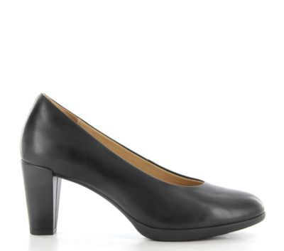 Ziera Tilly Black High Heel