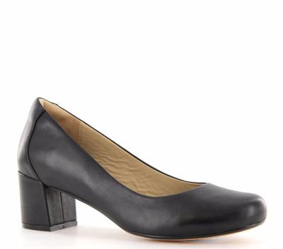 Ziera Electra Women's Black High Heel - ELEC7BLACK