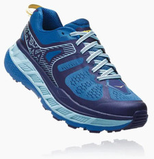Hoka Women's Stinson ATR 5 Seaport / Aqua Haze