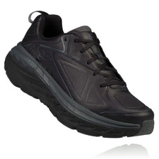 Hoka Men's Bondi 6 (WIDE) 2E Black LTR