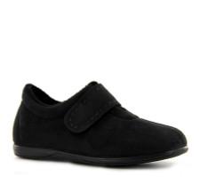 Ziera Snuggle Women's Black High Heel - SNUG8BLACK