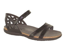 Naot Bonnie Womens Black Luster Leather - 07403 B96