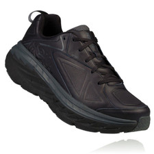 Hoka Women's Bondi 6 Black LTR WIDE (D)