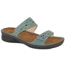 Naot Cornet Women's Sea Green Glass Brown