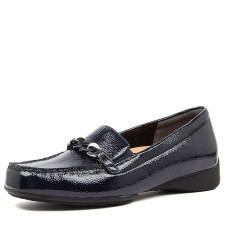 Ziera Fern Women's Black Patent Leather - Black