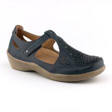Ziera Women's Gage Denim Shoes - Denim