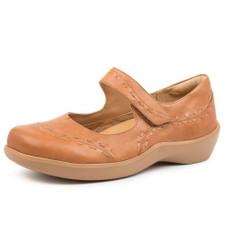Ziera Gummibear Women's Tan Leather - Tan