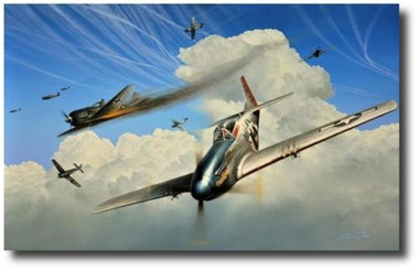 Masters of the Sky Limited Edition Aviation Art