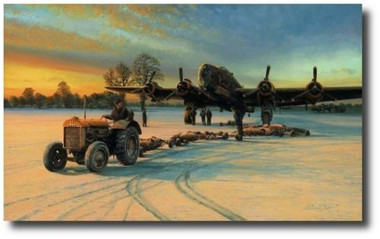 Action This Day  Aviation Art