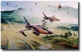 Rolling Thunder  Aviation Art