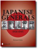 Japanese Generals 1926-1945 by Richard Fuller