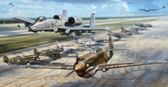Flying Tiger Legacy by John Shaw Aviation Art