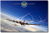 The Mighty Eighth  Aviation Art