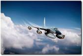 Convair B-58 Hustler Aviation Art
