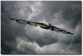Storm Warning Aviation Art