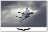 Screaming Eagle 2 Aviation Art