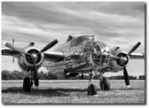 Panchito B-25 Aviation Art