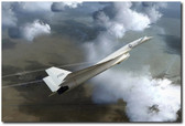 Xb-70 Test Flight Aviation Art