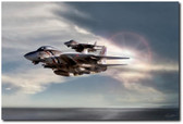 Bounty Hunters Aviation Art