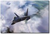 Raptor Rapture Aviation Art