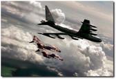 Combat Air Patrol Aviation Art