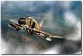 Loaded For Bear Aviation Art