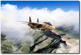 Fear The Bones Aviation Art