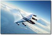 Delta Wing Wonder Aviation Art