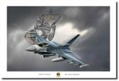 Knight Of The Sky  Aviation Art