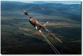 The Big Gun  Aviation Art