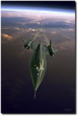 Need For Speed A-12 Oxcart Aviation Art
