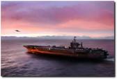 Arctic Cruise Sunset
