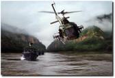 River Patrol  Aviation Art