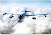 B-47 Stratojet Aviation Art
